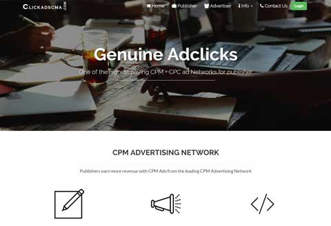 Highest paying CPM + CPC ad Networks for publisher
