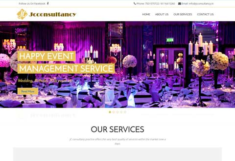 Best quality of event management service